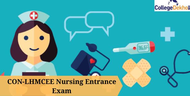 CON-LHMCEE B.Sc (Hons.) Nursing Entrance Exam