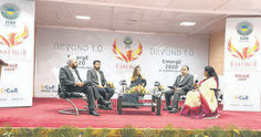 IIM Shillong Hosts Entrepreneurship Summit