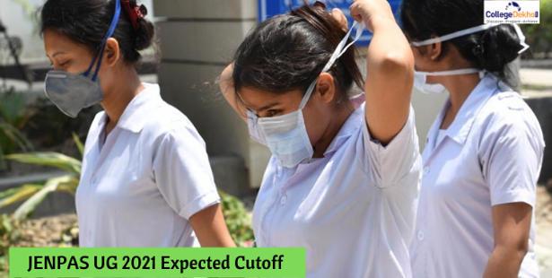 JENPAS UG 2021 Expected Cutoff