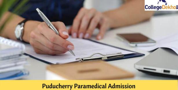 Puducherry Paramedical Admission