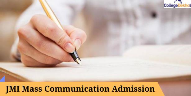 JMI Mass Communication Admission 2021
