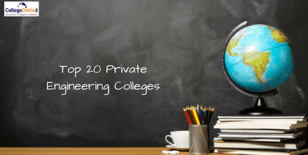 Top 20 Private Engineering Colleges In India 2020 Ranking Fees Placement Admissions Collegedekho