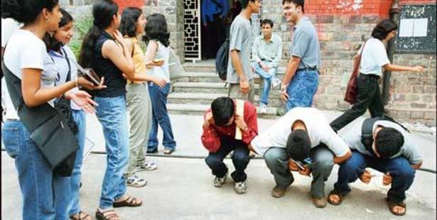 UGC Helpline Data Indicates Less Ragging Cases in MP