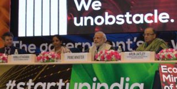 PM Modi Makes 12 Big Startup Announcements