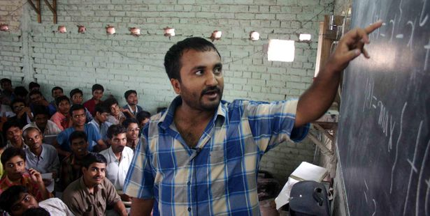 Japanese TV channel to make documentary on Super30 students