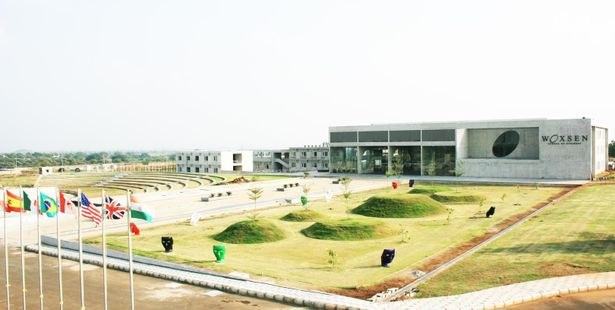 Woxsen School of Business Inaugurated in Hyderabad