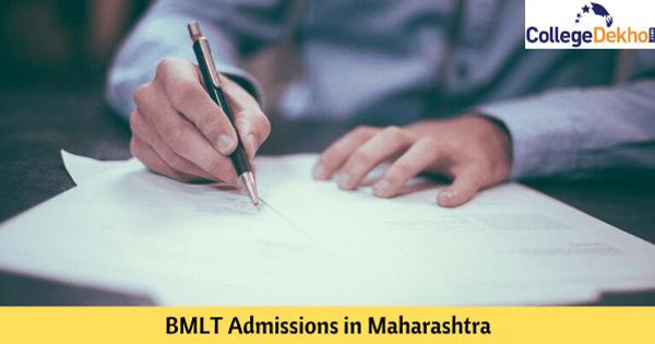 BMLT Admissions in Maharashtra