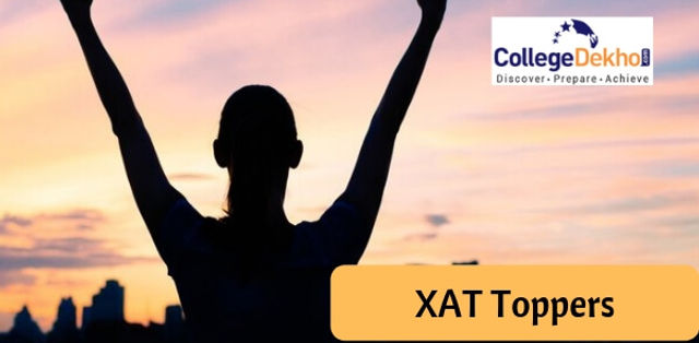 XAT Toppers 2019: List of XAT Toppers, their Score & Percentile