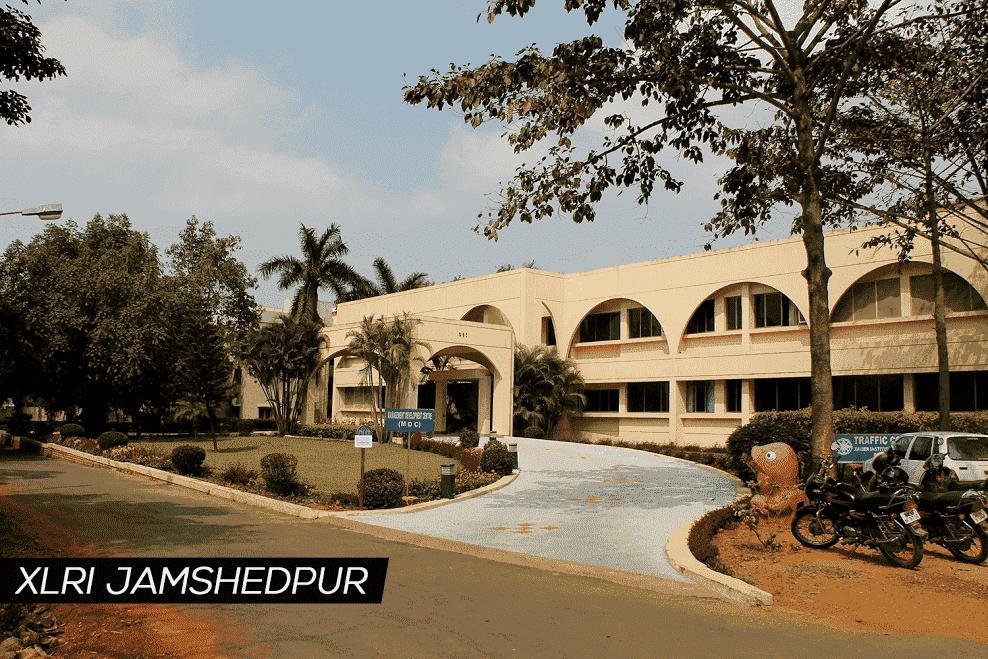 XLRI Jamshedpur