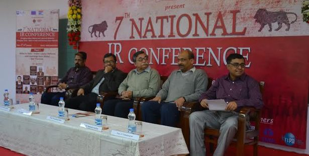 XLRI Organised '7th National Industrial Relations Conference'